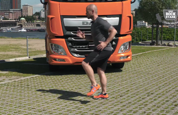 Trucker-Workout